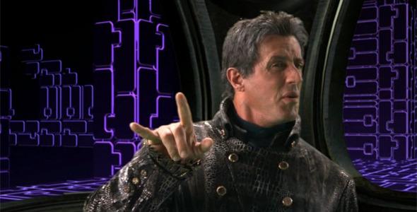 Сильвестр Сталлоне и его указующий палец. Изображение № 13.