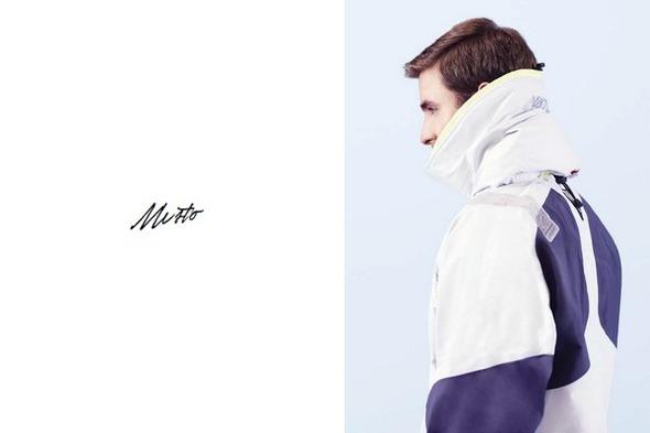 Новые мужские лукбуки Louis Vuitton, Marc Jacobs и Fred Perry. Изображение № 7.