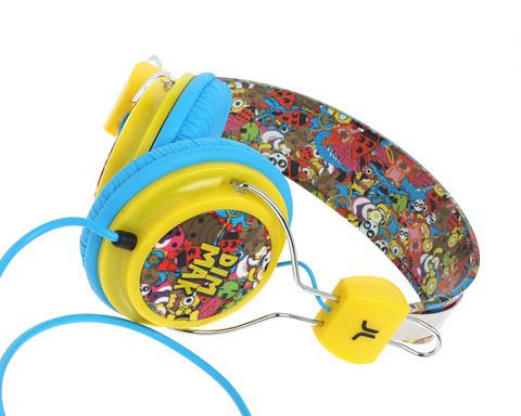 WeSC Headphones. Изображение № 11.