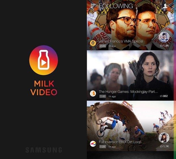 Samsung выпустила приложение для поиска вирусных видео. Изображение № 1.