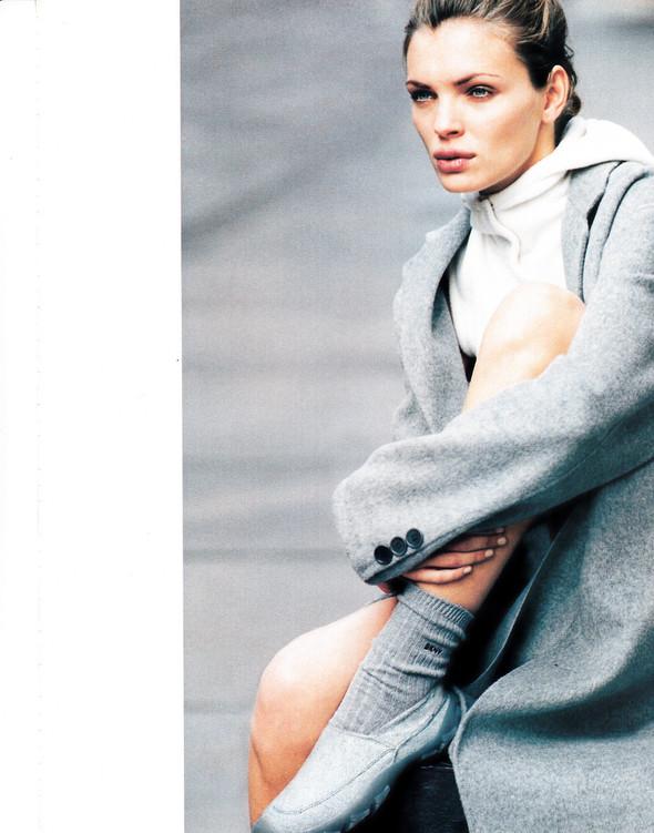 Архивная съёмка: Рекламная кампания DKNY за 1998 год. Изображение № 7.
