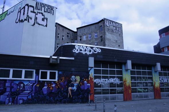 Изображение 22. Берлин: музыкальные фестивали, граффити, места.. Изображение № 25.