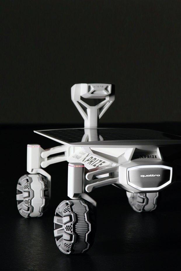 В Audi построили прототип лунохода сполным приводом. Изображение № 4.