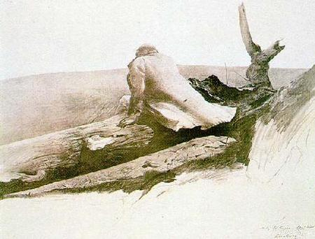 Andrew Wyeth- живопись длясозерцания иразмышления. Изображение № 37.