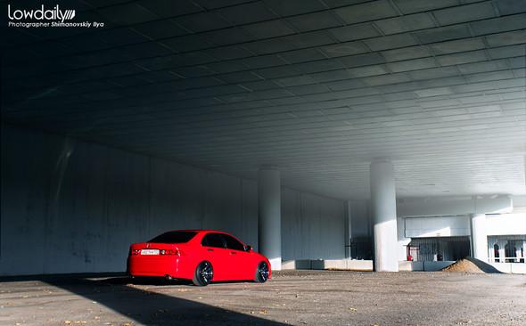 Not stereotype – Honda Accord. Изображение № 1.