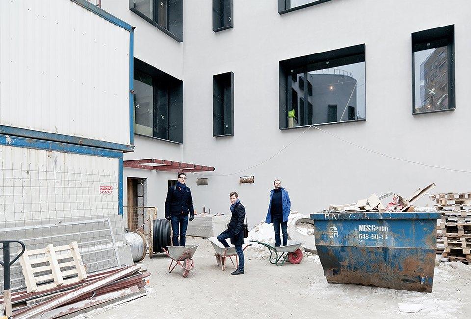 Бюро Kleinewelt Architekten о красивых хрущёвках и честности. Изображение № 4.