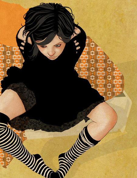 Иллюстрации Джейсона Левеска. Изображение № 8.