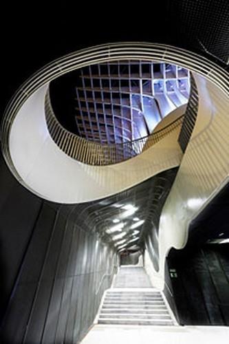 Изображение 1. Metropol Parasol: Самая большая деревянная конструкция в мире.. Изображение №1.