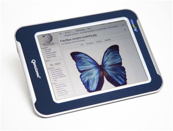 Qualcomm: конкурент для E-Ink и iPad. Изображение № 1.