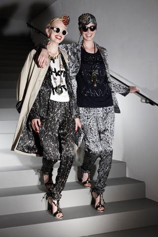 Изображение 36. Лукбуки Resort 2012: Givenchy, Lanvin.. Изображение № 36.