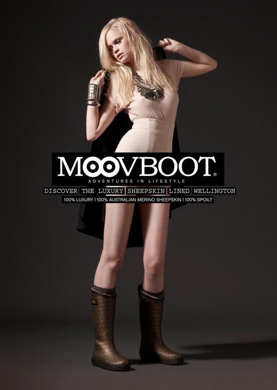 Рекламная кампания MoovBoot FW 10-11 Shoot. Изображение № 2.