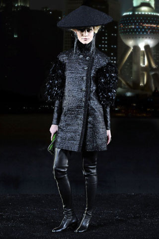 Пре-коллекция Chanel в Шанхае. Изображение № 3.