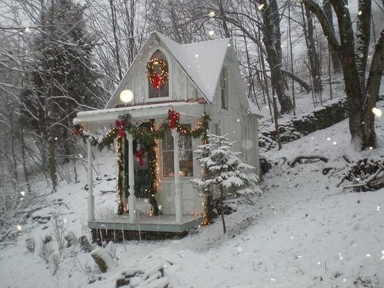 10 домов из зимней сказки. Изображение № 5.