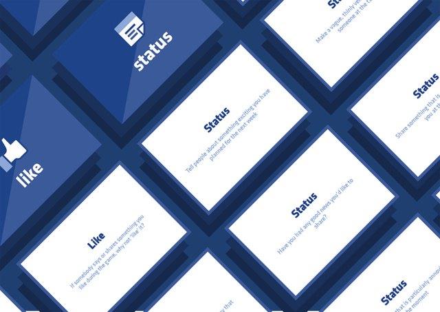 «Фейсбук» представлен в виде настольной игры. Изображение № 3.
