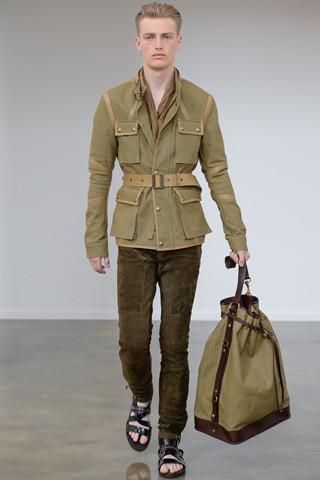 Неделя мужской моды в Милане: День 2. Изображение № 2.