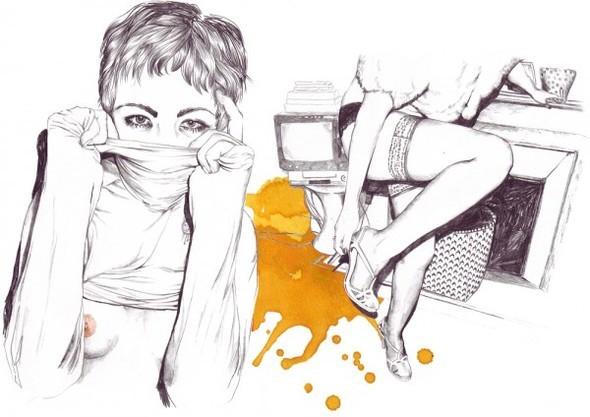 Иллюстратор Esra Roise. Изображение № 22.