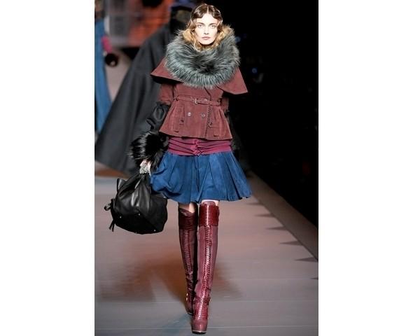 Показ Dior FW 2011. Изображение № 17.