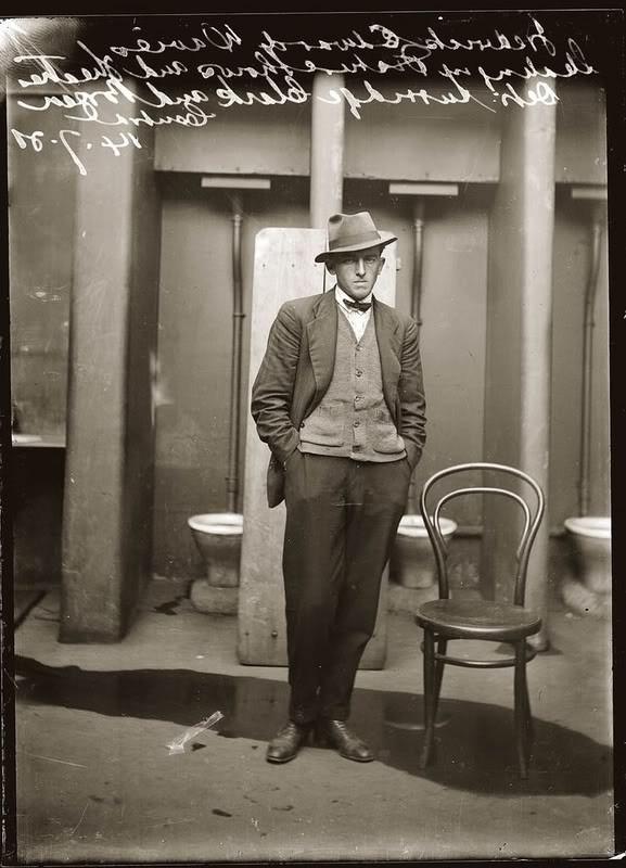 Фотографии американских гангстеров начала 20 века. Изображение № 25.