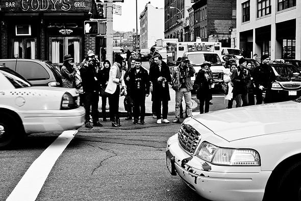 Неделя моды в Нью-Йорке: Репортаж. Изображение №14.