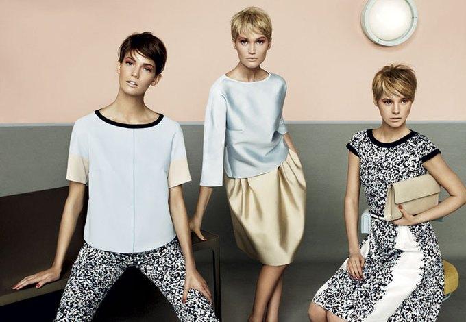 Max Mara, Prada и другие марки выпустили новые кампании. Изображение № 55.