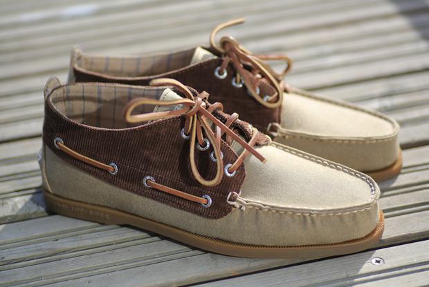 Ботинки Chukka от Sperry Top-Sider. Изображение № 2.