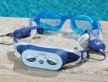 Finis SwiMP3 – подводный портативный MP3 плеер. Изображение № 3.