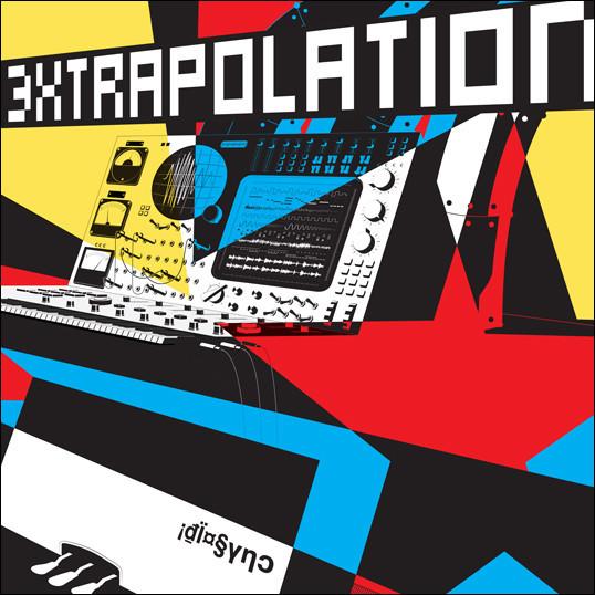Idiosync — Extrapolation: альбом, улучшающий мозговую активность. Изображение № 1.