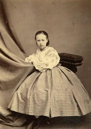 Софья Перовская - милая девочка. Вырастет и убьет царя.. Изображение № 2.