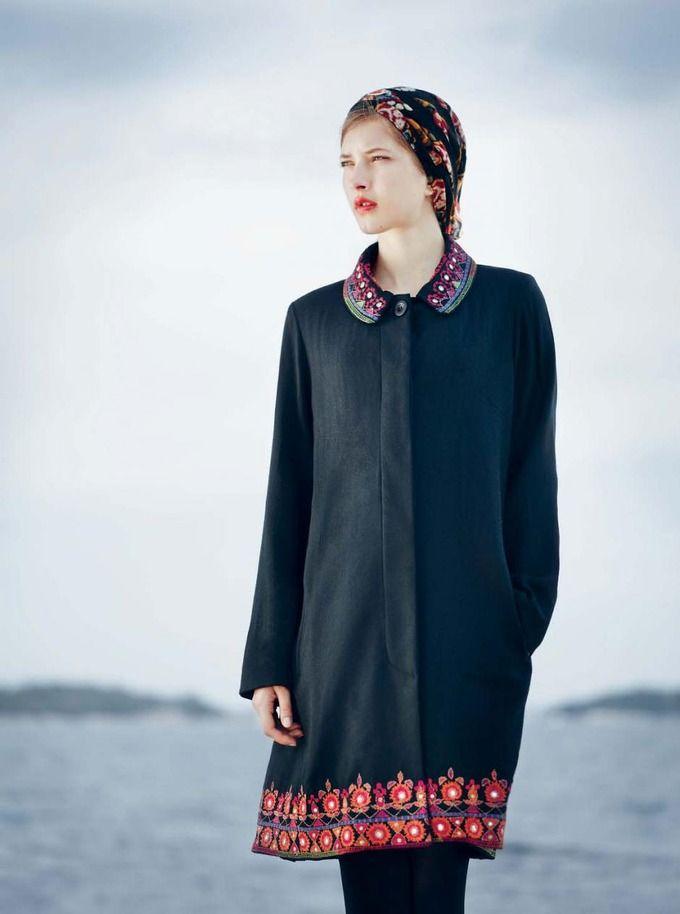 Вышли новые лукбуки Zara, Nasty Gal, Anna October и других марок. Изображение № 47.