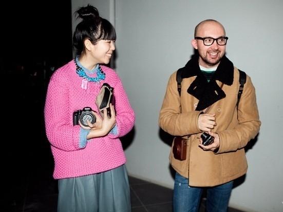 С блоггером Susie Bubble во время ее визита в Москву в ноябре 2010.. Изображение № 12.