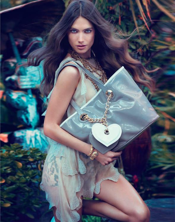 Кампания: Джессика Миллер для Blugirl SS 2012. Изображение № 9.