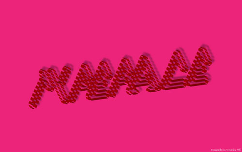 18 шрифтов дизайнерской группы Behance. Изображение № 8.