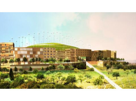 Органичный город – город 21 века. Изображение № 49.