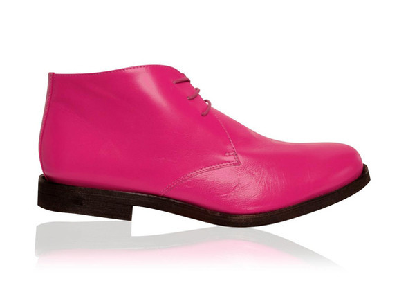 Две коллекции обуви от Ana Locking. Изображение № 4.