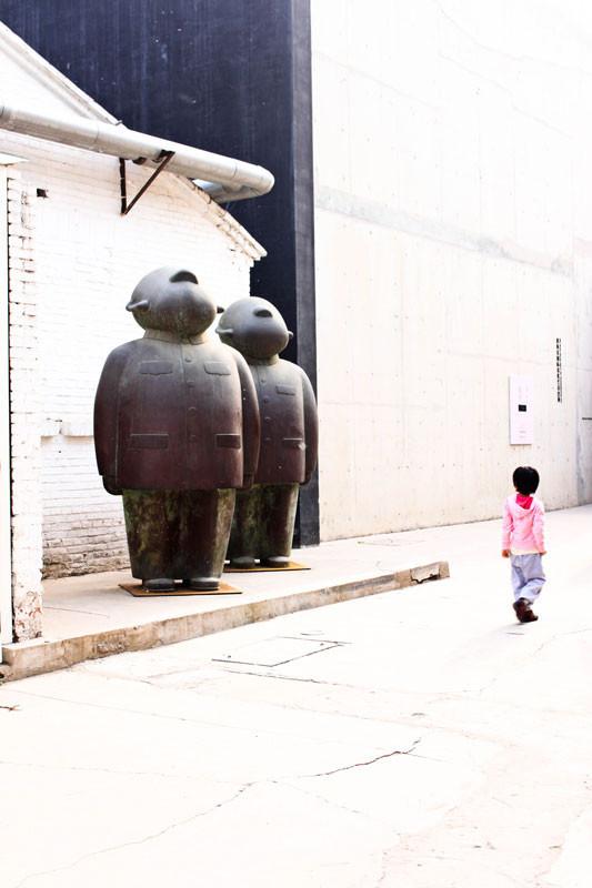 Street Art в районе 798. Пекин. Изображение № 2.
