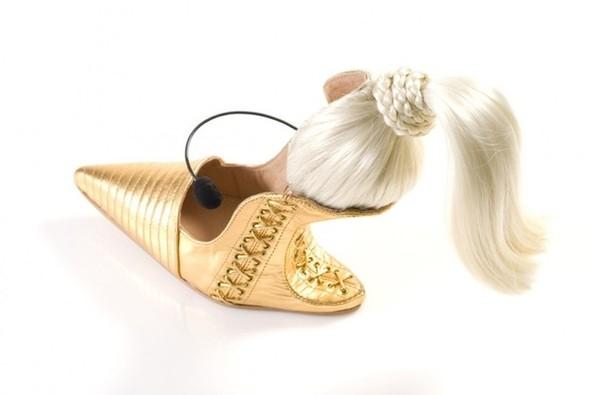 Новый дизайн обуви от Kobi Levi. Изображение № 3.