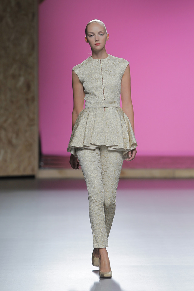 Madrid Fashion Week SS 2013: DUYOS. Изображение № 20.