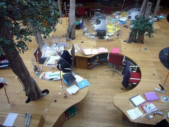 Pons Huot - офис будущего?. Изображение № 7.