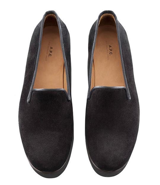 Лукбук: A.P.C. Footwear FW 2011. Изображение № 5.