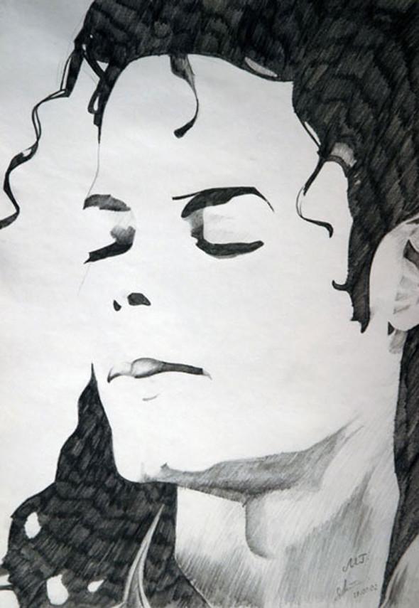 Портреты Michael Jackson. Изображение № 14.