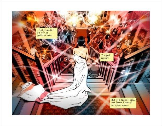 Что читать: 10 новых комиксов. Изображение № 3.