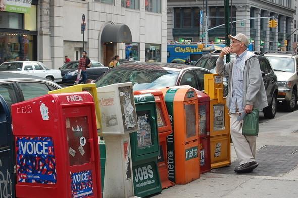 Люди Нью-Йорка. Изображение № 6.