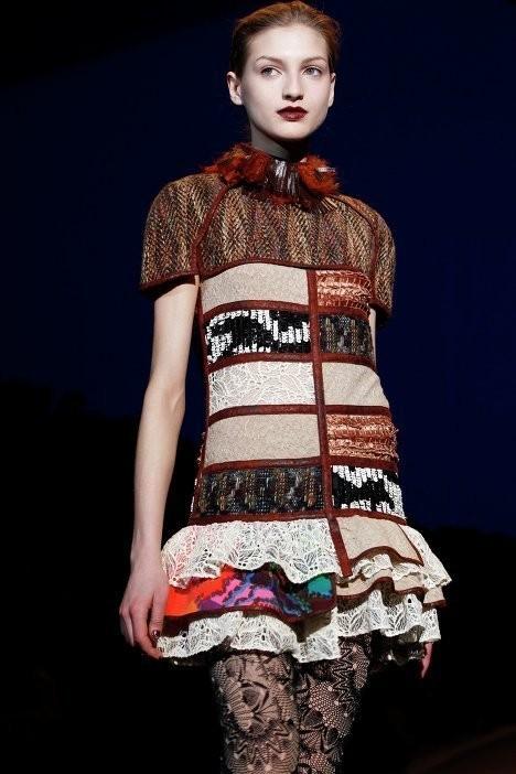 Изображение 12. Неделя Моды в Нью-Йорке. New York Fashion Week.. Изображение № 13.