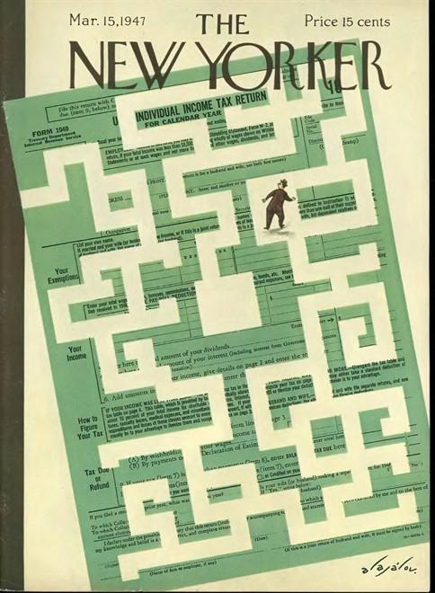 Обложки TheNew Yorker. Изображение № 23.