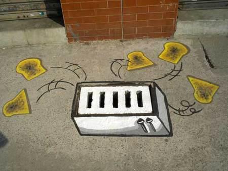Уличные художники Сан-Пауло делают город веселее. Изображение № 31.