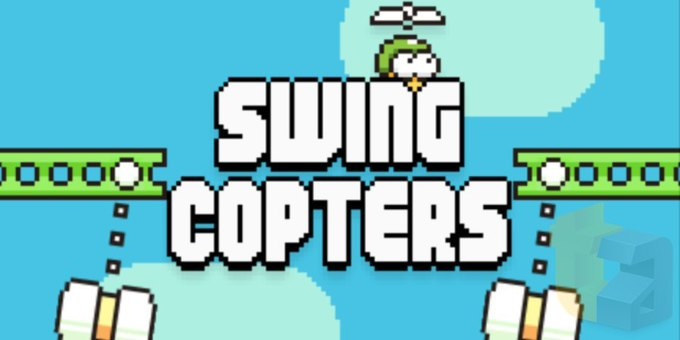Создатель Flappy Bird показал свою новую игру . Изображение № 1.