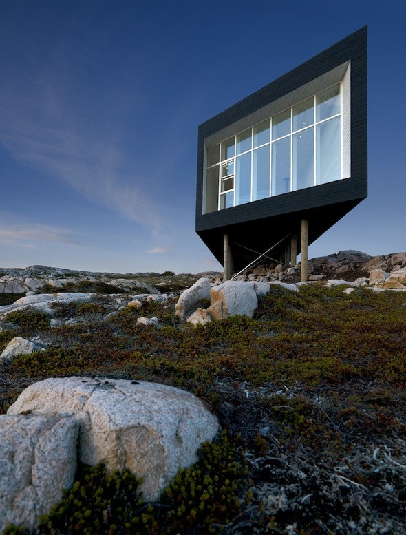 Long Studio, Fogo Island by Saunders Architecture на thisispaper.com. Изображение № 23.