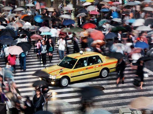 Taxi, Tokyo. Изображение № 32.