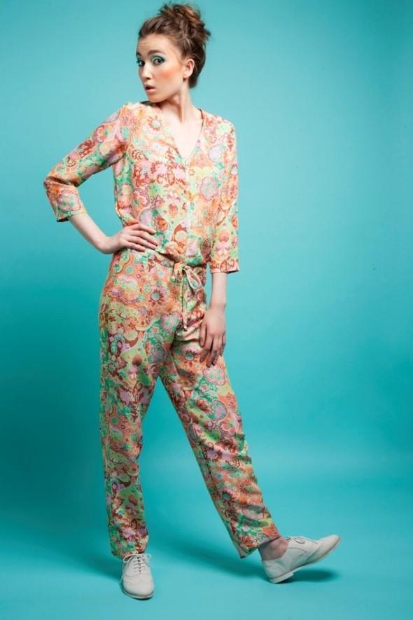 """Коллекция ANaзarova """"BLOSSOM"""" Summer 2012 для BACKSTAGE showroom. Изображение № 1."""