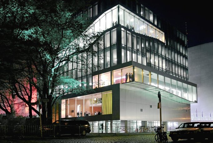Посольство Нидерландов в Берлине. Изображение № 6.